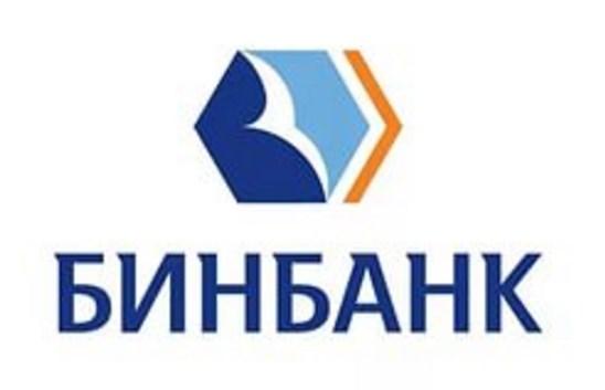 Логотип банка Бинбанк