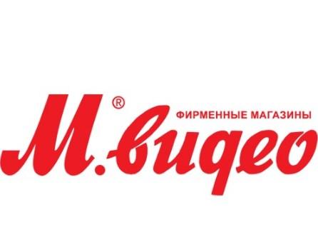 Логотип магазина М.Видео